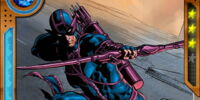 Trick Shot Hawkeye