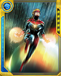 Avenger Captain Marvel