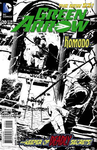 File:Green Arrow Vol 5 20 Sketch.jpg