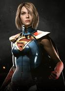 Kara Zor-El Injustice The Regime 001