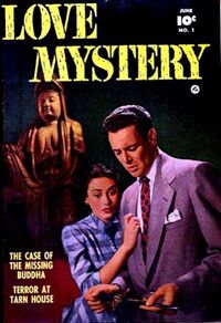 Love Mystery Vol 1 1