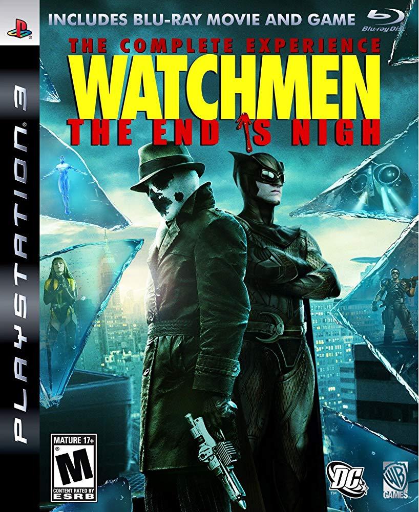 Watchmen End is Nigh 01