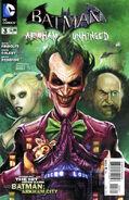 Batman Arkham Unhinged Vol 1 3
