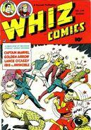 Whiz Comics 136