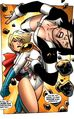Powergirl throwdown
