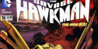 Savage Hawkman Vol 1 16