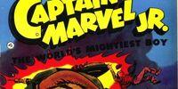 Captain Marvel, Jr. Vol 1 116
