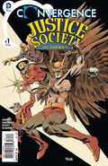Convergence Justice Society of America Vol 1 1