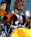 Cyborg Earth-15 001