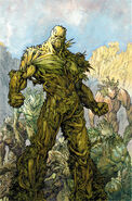 Swamp Thing Vol 5 25 Textless
