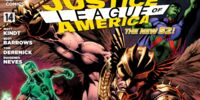 Justice League of America Vol 3 14