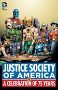 Justice Society of America A Celebration of 75 Years