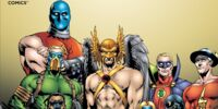 Justice Society of America: A Celebration of 75 Years (Collected)