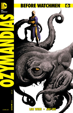 File:Before Watchmen Ozymandias Vol 1 6 Combo.jpg