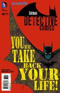 Detective Comics Vol 2 38