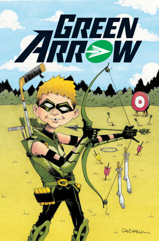 File:Green Arrow Vol 5 19 Mad Textless Variant.jpg