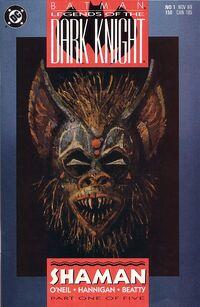 Batman Legends of the Dark Knight Vol 1 1 Newstand