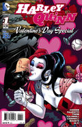 Harley Quinn Valentine's Day Special Vol 1 1