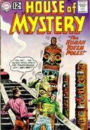 House of Mystery v.1 126