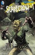 Detective Comics Vol 2 23.3 The Scarecrow