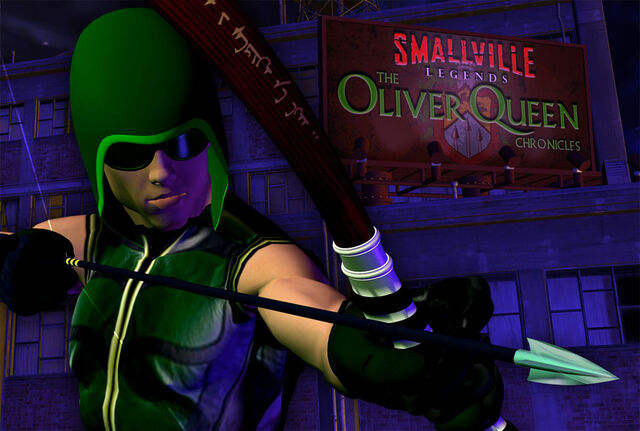 File:Oliver Queen Chronicles webseries logo.jpg