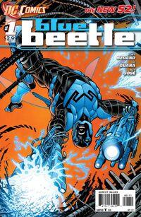 Blue Beetle Vol 8 1