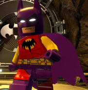 Batman of Zur-En-Arrh Lego Batman 0001