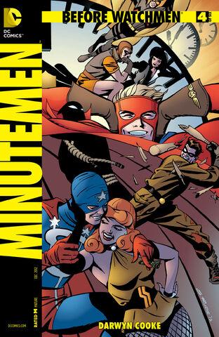File:Before Watchmen Minutemen Vol 1 4 Variant.jpg