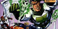 Judgment League Avengers (Amalgam Universe)