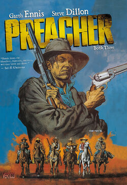 Cover for the Preacher: Book Three Trade Paperback