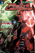 Red Lanterns Vol 1 21