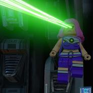 Starfire Lego Batman 001