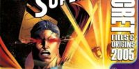 Superman Secret Files and Origins Vol 1 2005