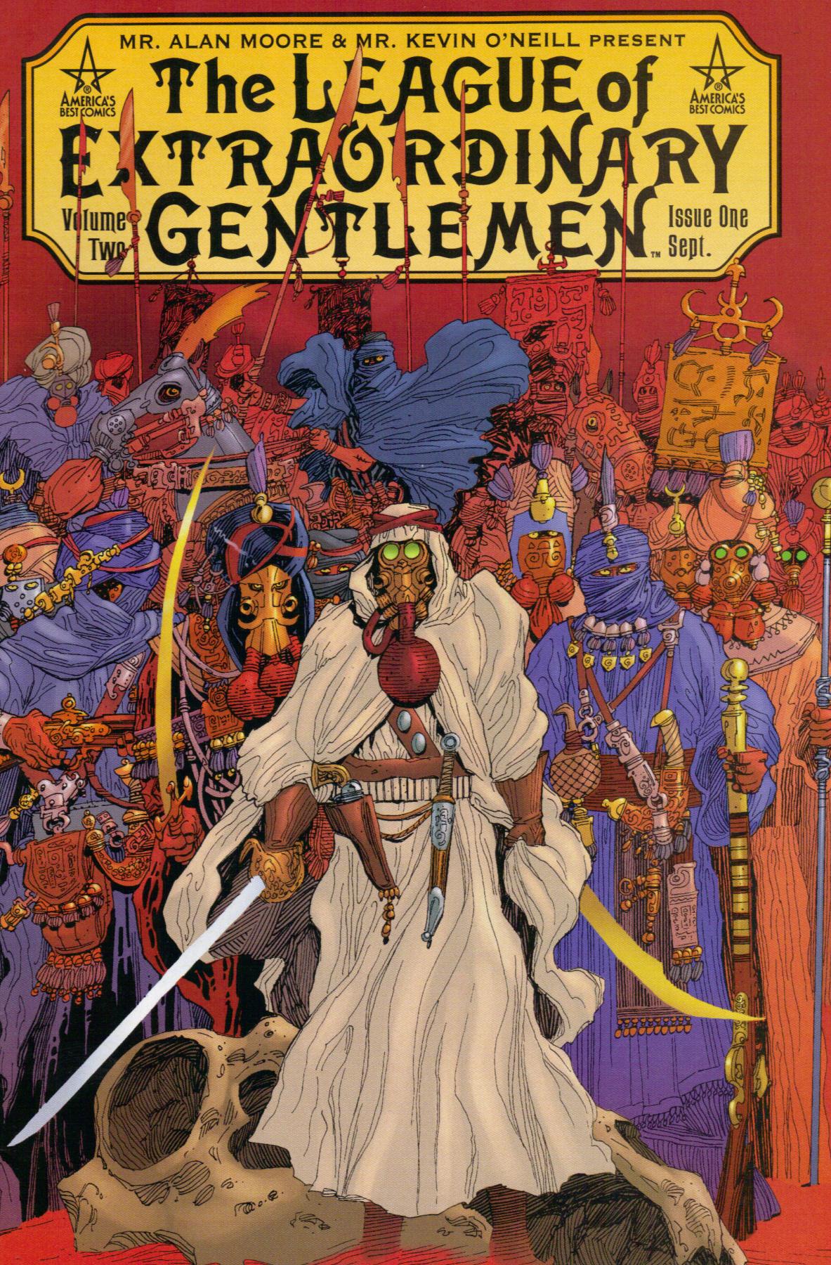 Image result for league of extraordinary gentlemen 2
