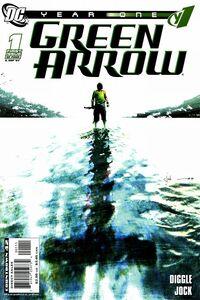 Green Arrow Year One 1