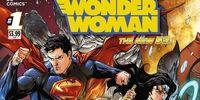 Superman/Wonder Woman Vol 1 1
