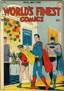 World's Finest Comics 40
