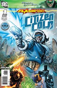 Flashpoint Citizen Cold Vol 1 1