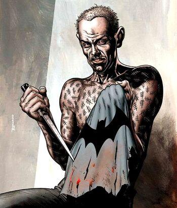 Originally Solicited [[Brian Bolland]] Cover<br/><small>(see [[Batman: Gotham Knights Vol 1 12#Trivia trivia]])</small>