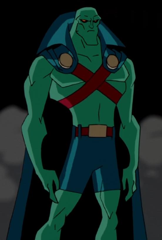 File:Martian Manhunter The Batman 001.png