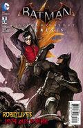 Batman Arkham Knight Genesis Vol 1 3