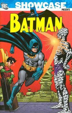 Cover for the Showcase Presents: Batman Vol 2 Trade Paperback