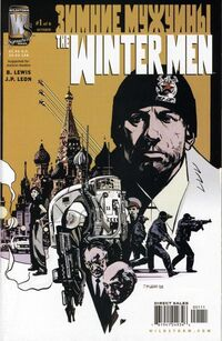 Winter Men Vol 1 1