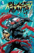 Aquaman Vol 7 23.1 Black Manta