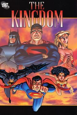 Cover for the The Kingdom Trade Paperback