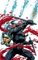 Aquaman Vol 7 23.1 Black Manta Textless