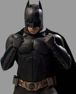 Bale as Batman in 2005