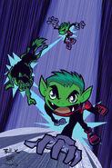 Beast Boy Earth-Teen Titans 003