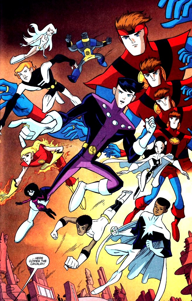 legion of super heroes tv series dc database fandom powered by wikia. Black Bedroom Furniture Sets. Home Design Ideas