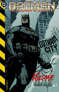 Cover for the Batman: No Man's Land Vol 1 Trade Paperback